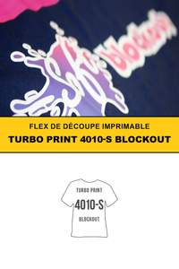 Turbo Print 4010-S Blockout