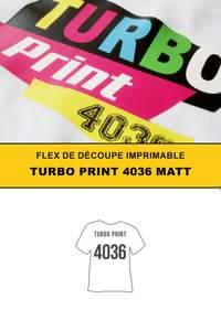 Turbo Print 4036 Matt