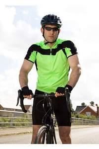 Bike Full Zip Top