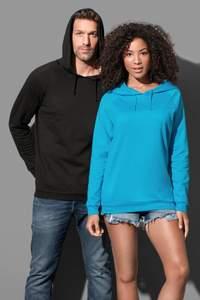 Hooded sweatshirt for men and women
