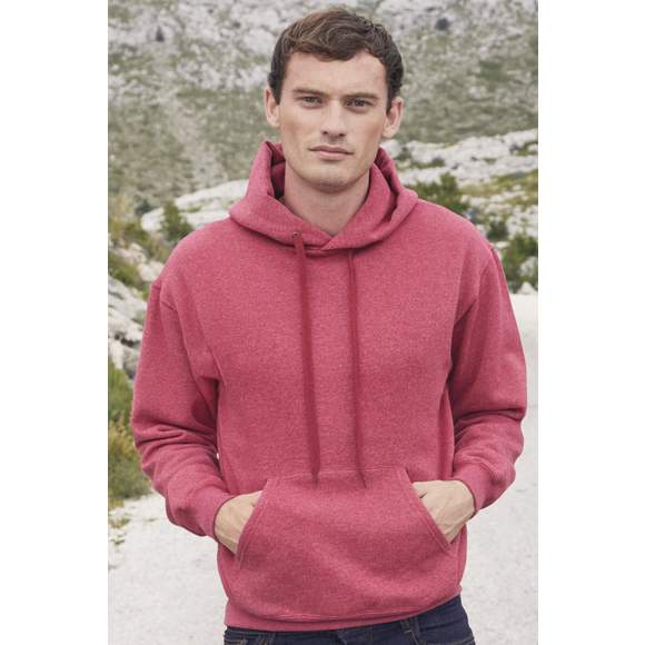 Classic Hooded Sweat fruit of the loom